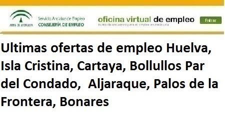 Huelva. Lanzadera de Empleo Virtual