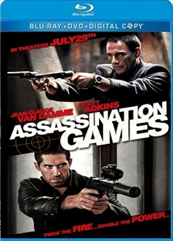 Assassination Games 2011 Dual Audio Hindi 480p BluRay 300mb
