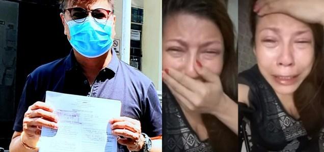 "Arnell Ignacio files charges against Mystica: ""Hindi mo pwedeng mura murahin si presidente!"" | Pinoy Trending"