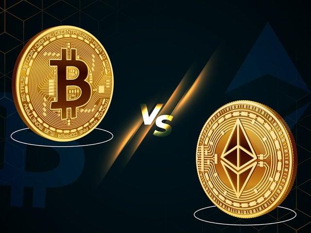 Главные отличия ведущих криптовалют 2021 года: Ethereum vs Bitcoin