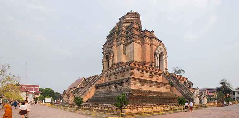 Tempat Wisata di Chiang Mai