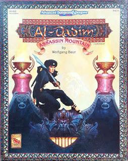 Al-Qadim Assassin's Mountain