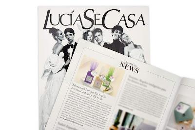 Revista magazine para novias