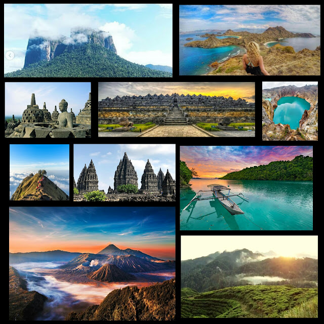 Traveling To Indonesia perjalanan indonesia