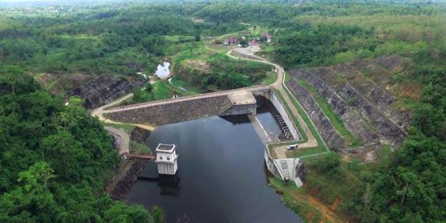 bendung bendungan dan saluran irigasi
