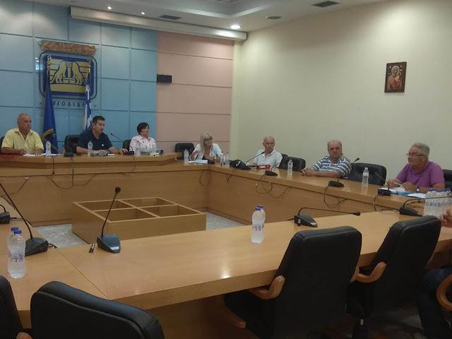 Επανενεργοποιείται ο ΓΟΕΒ Πεδιάδος Αργοναυπλίας που βρίσκεται σε αδράνεια εδώ και χρόνια
