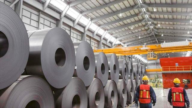 Estados Unidos anuncia nuevos impuestos al acero de México
