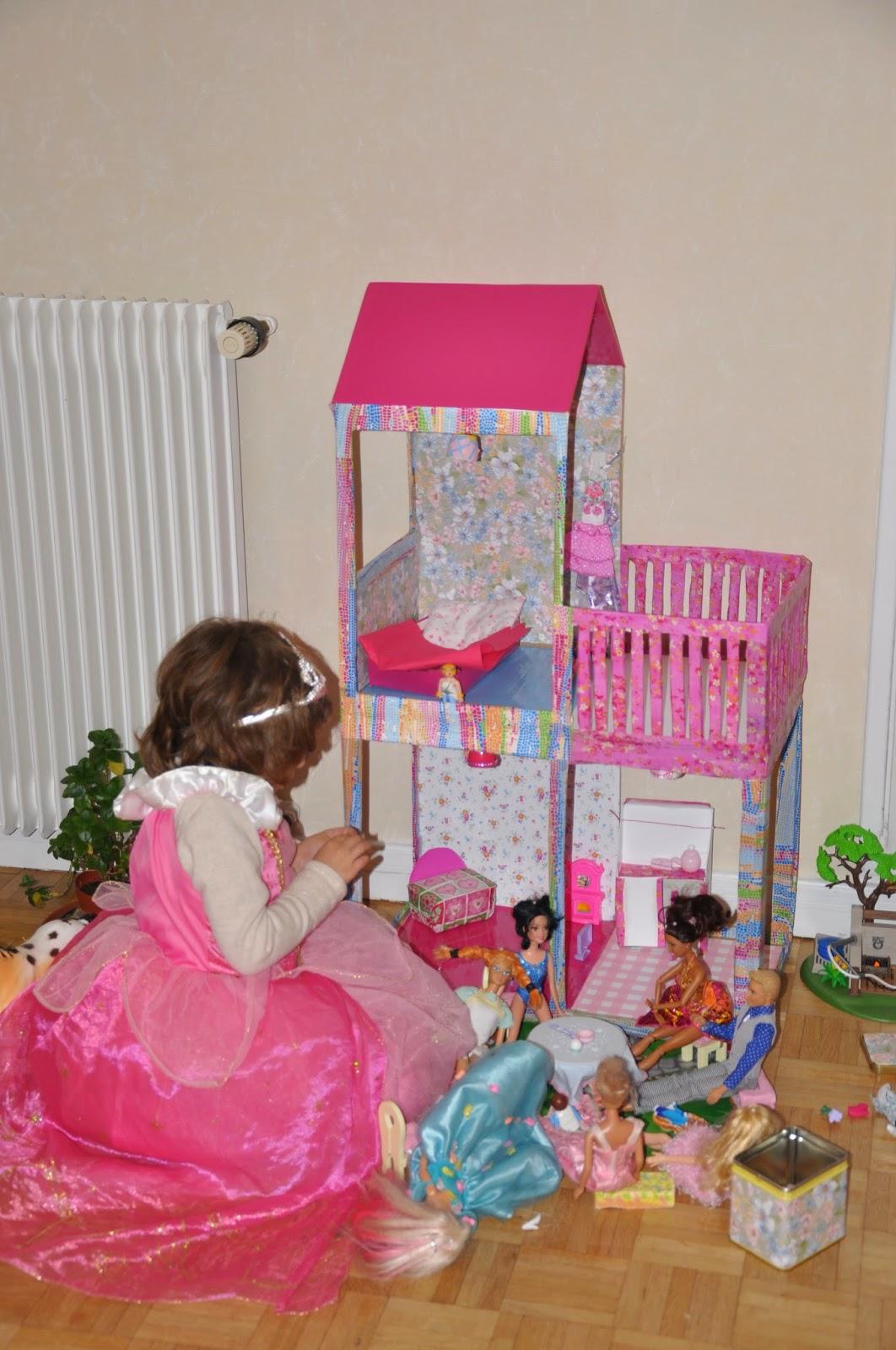 Icché si mangia?: Casa di Barbie fai da te