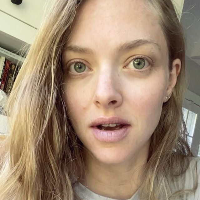 Amanda Seyfried Instagram Clicks -2020