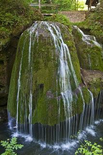 cascada Bigar - info drumul taberei