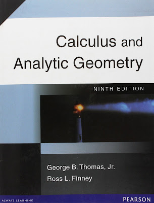 Calculus and Analytic Geometry (Thomas and Finney)