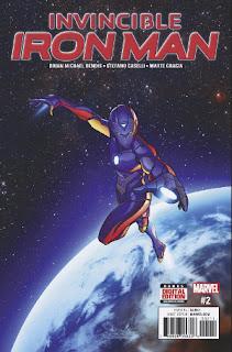 Invincible Iron Man #2