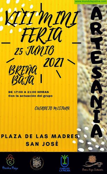 "VIII Mini Feria con ""Mistura"""