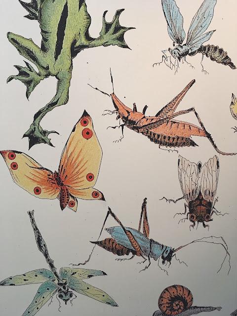 Bug Print - Design Museum Danmark, Copenhagen
