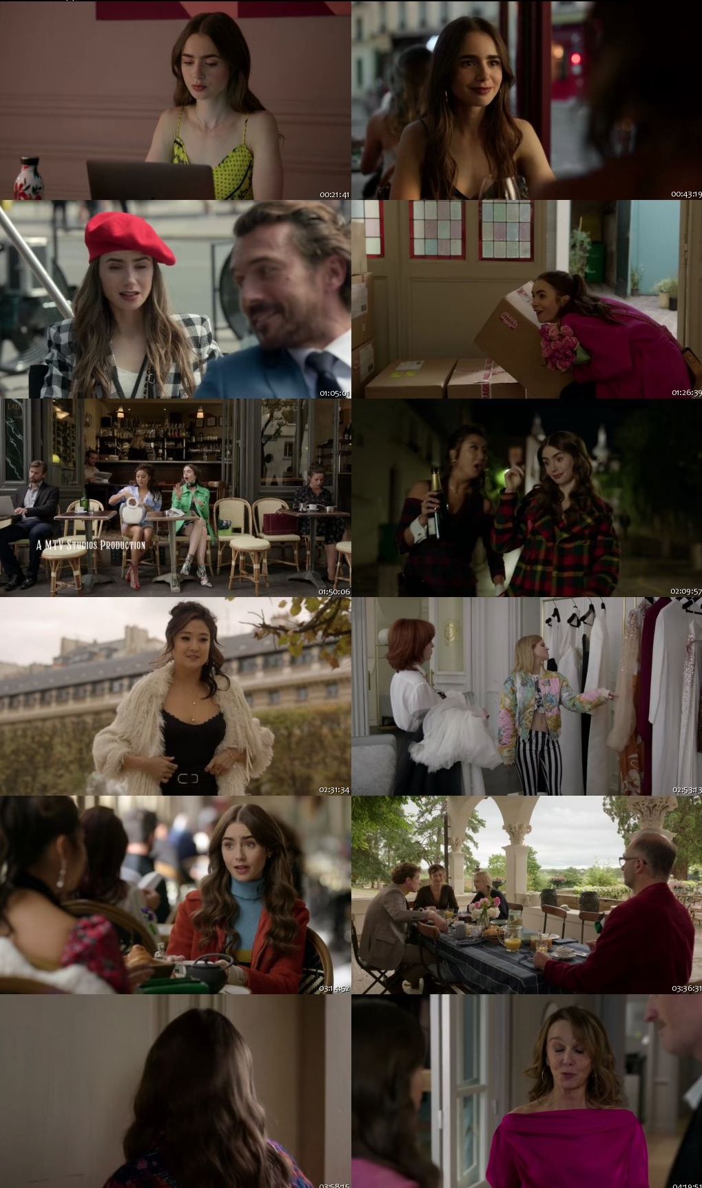 Emily in Paris 2020 (Season 1)