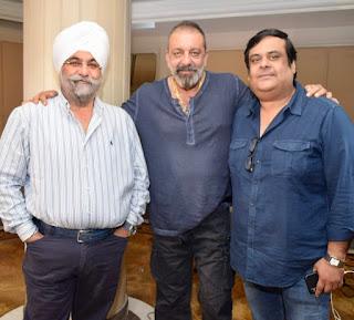 राहुल मित्रा एवं राजू चड्ढा ने 'प्रस्थानम' के ट्रेलर लॉन्च पर दिखाई मौजूदगी