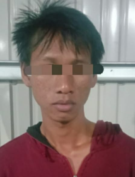 Pelaku Pembunuhan Di Sei Malang HSU Ditangkap Di Terminal Kandangan