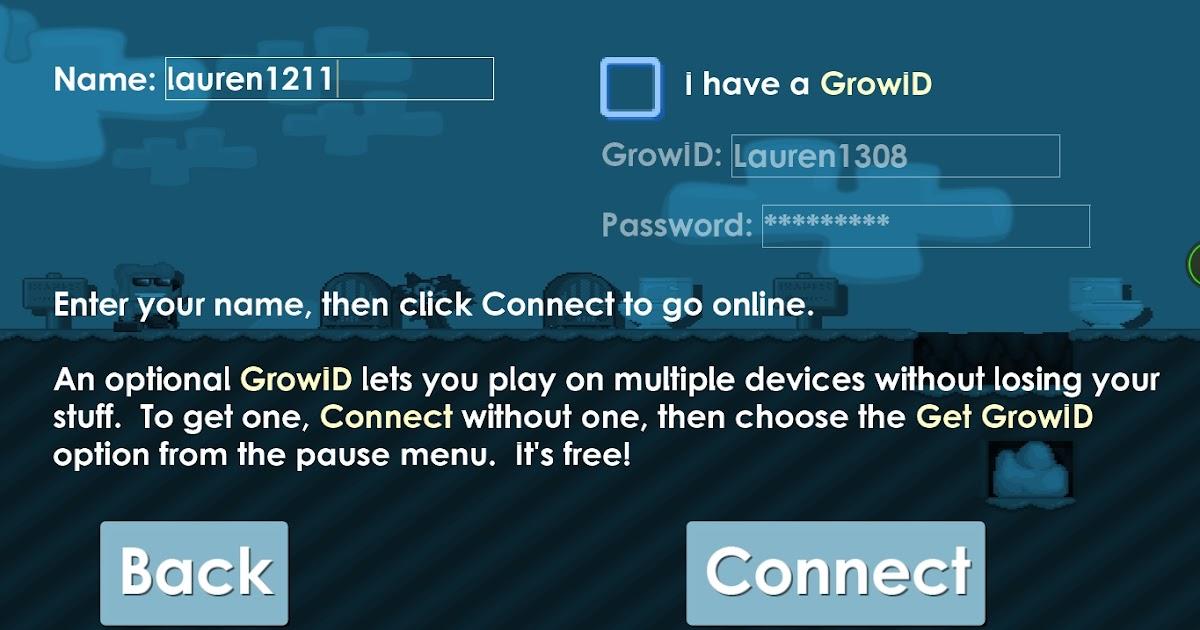 Growtopia Wiki Blog How To Make Growid Growtopia Account