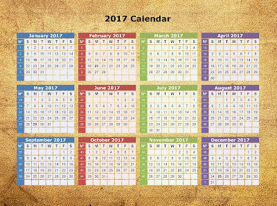Happy New Year 2017 Calendar Images Download - new year 2017 beautiful Calendar Images download free