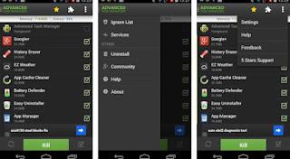 Aplikasi Penutup Aplikasi Berjalan