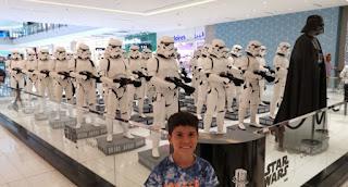 Dubái, Emiratos Árabes Unidos. Centro Comercial Dubai Mall.