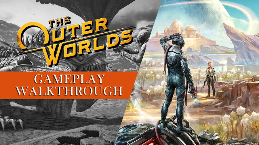 the outer worlds supernova difficulty no killing playthrough youtube action rpg obsidian entertainment private division