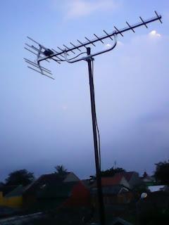 jasa pasang antena tv kaliabang tengah