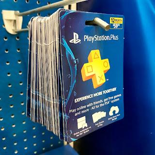 Aqui tenemos PSN Cards