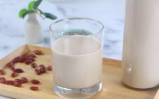 Cách làm Sữa đậu đỏ