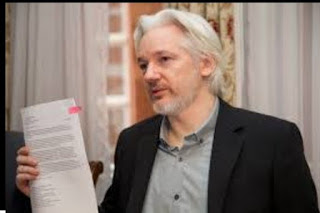 THE MAN IN ASO-ROCK NIGERIA IS A $536MILLON HIRED IMPOSTOr  Reveals WikiLeaks Assange.
