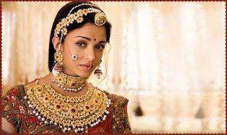 Aishwarya Rai Bachchan di Film Chokher Bali