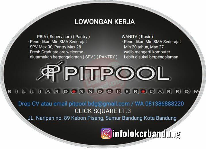 Lowongan Kerja Pitpool Bandung Juni 2019