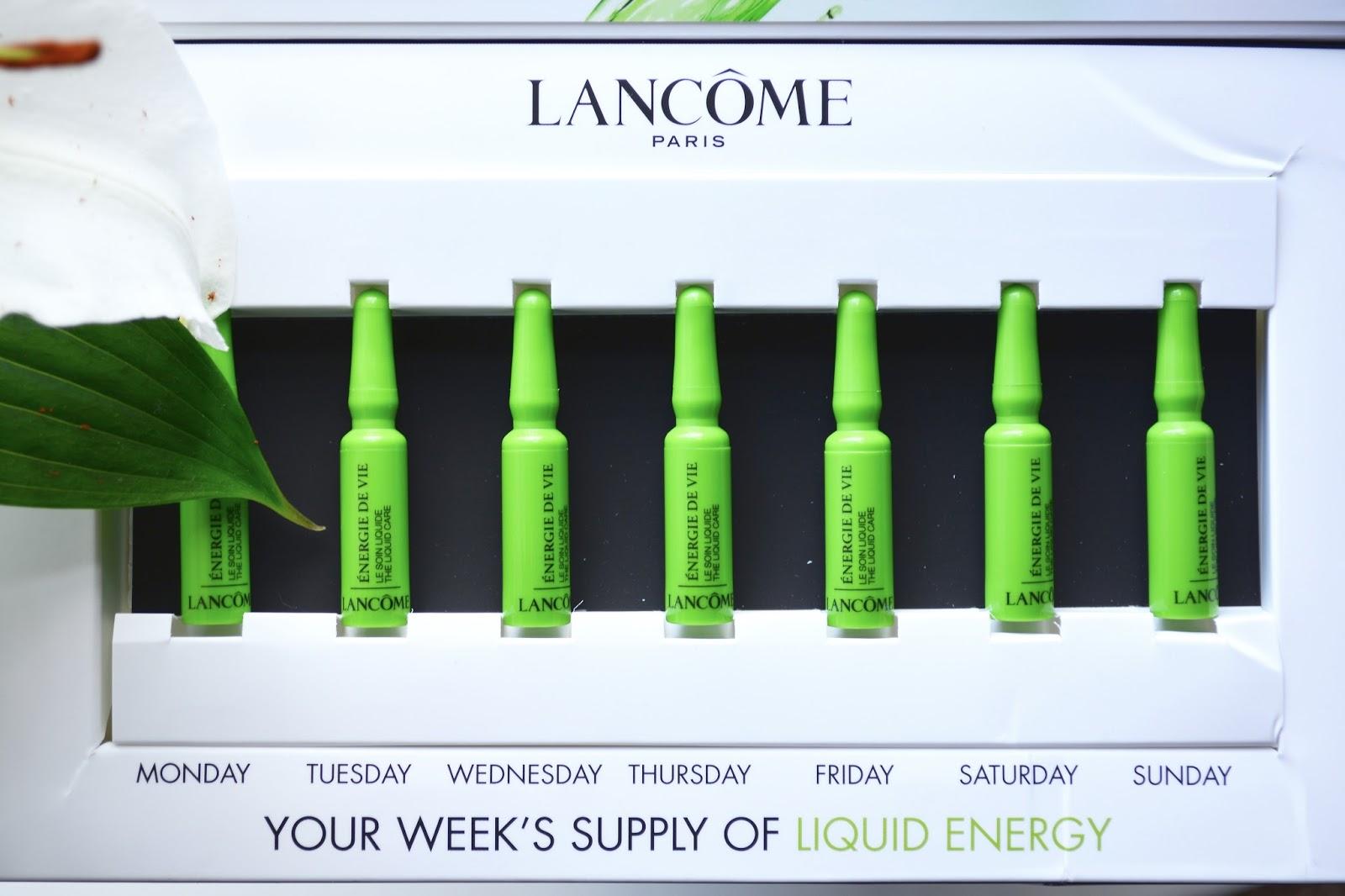 Lancome, Skincare, Moisturiser, Lancome Energie De Vie Liquid Moisturiser, Beauty, Lancome Skincare, Energie De Vie