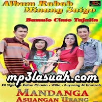 Rabab Minang Saiyo - Bamulo Cinto Tajalin (Full Album)
