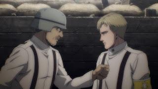 進撃の巨人アニメ 4期 マーレの戦士   Attack on Titan The Final Season EPISODE 60  Hello Anime !