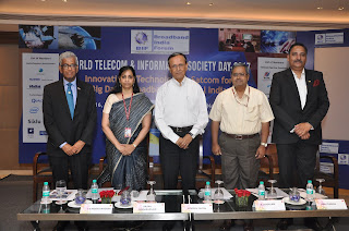 BIF Celebrates World Telecom Day  Lauds ISRO's launch of GSAT 9