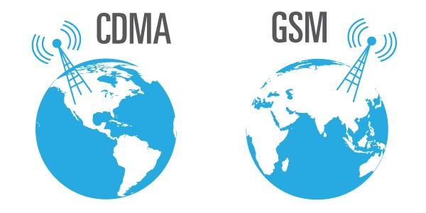 Perbedaan Blackberry CDMA Dan GSM