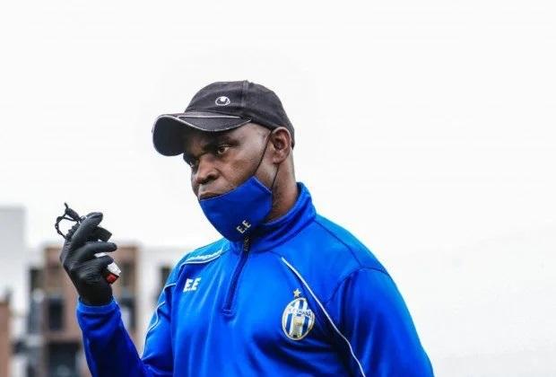 """We expected the win"" Ndubuisi Egbo on KF Tirana's victory over Dinamo Tbilisi"