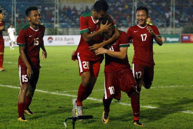 Libas Filipina 9-0, Timnas U-19 Ukir Dua Rekor