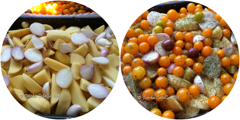 patatas-asadas-preparación