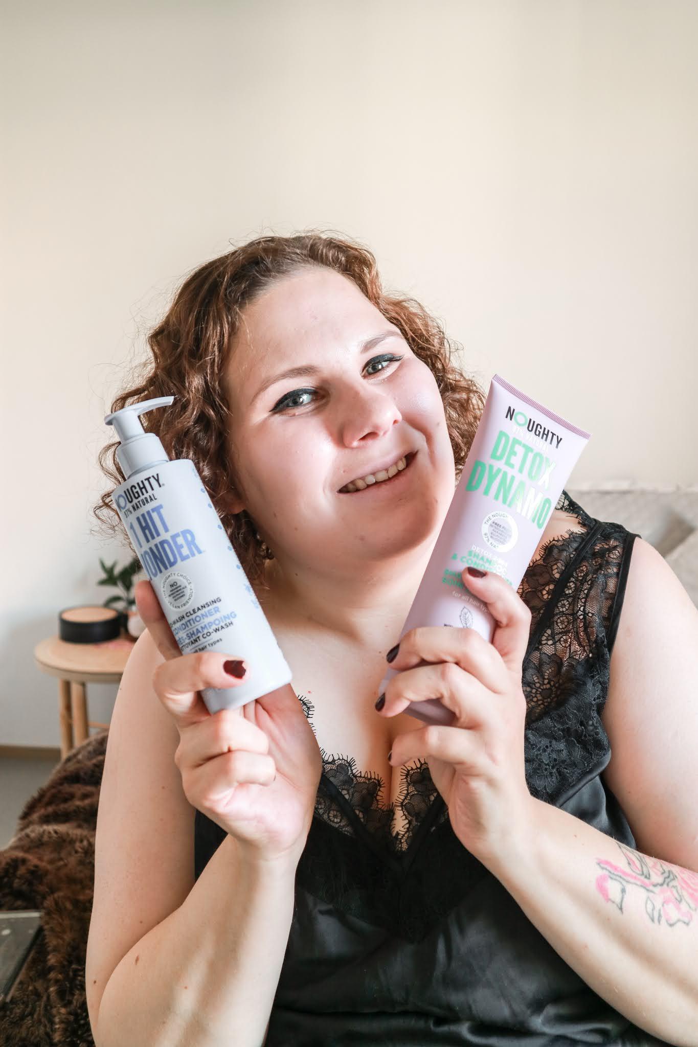 Big mamas home by Jenni S. Noughty - Uudet hiustenhoitotuotteet luonnonkiharoille