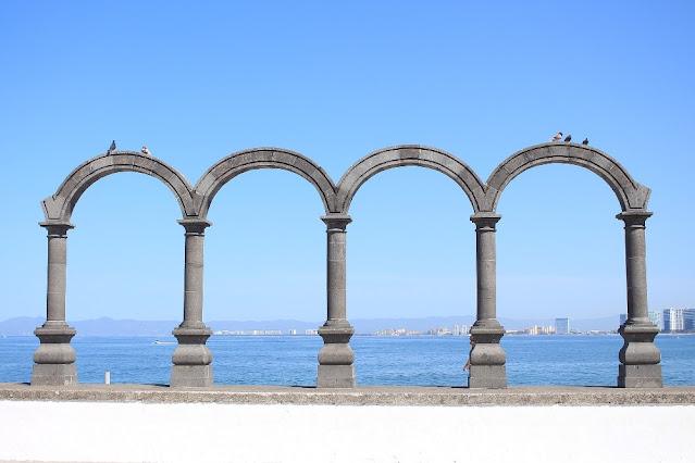 4 mejores lugares para visitar en  el centro de Puerto Vallarta
