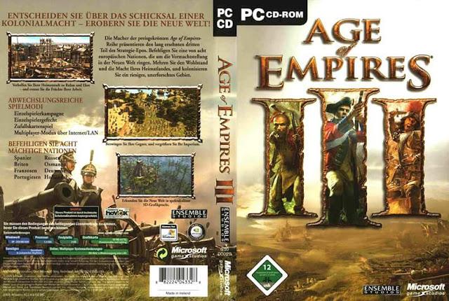تحميل جميع اجزاء لعبه Age of Empires برابط واحد على mediafire