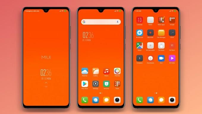 RedMe MIUI 11 Theme | Xiaomi Mi Themes
