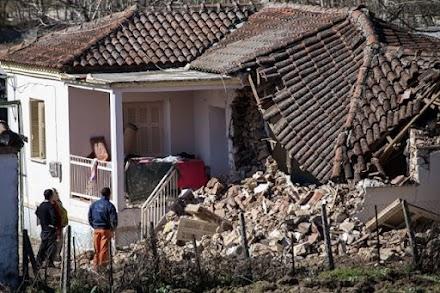Παπαδόπουλος – Οι τρεις περιοχές της χώρας που κινδυνεύουν από μεγάλο σεισμό