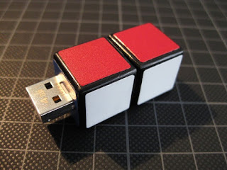 USB flash drive Rubiks Cube