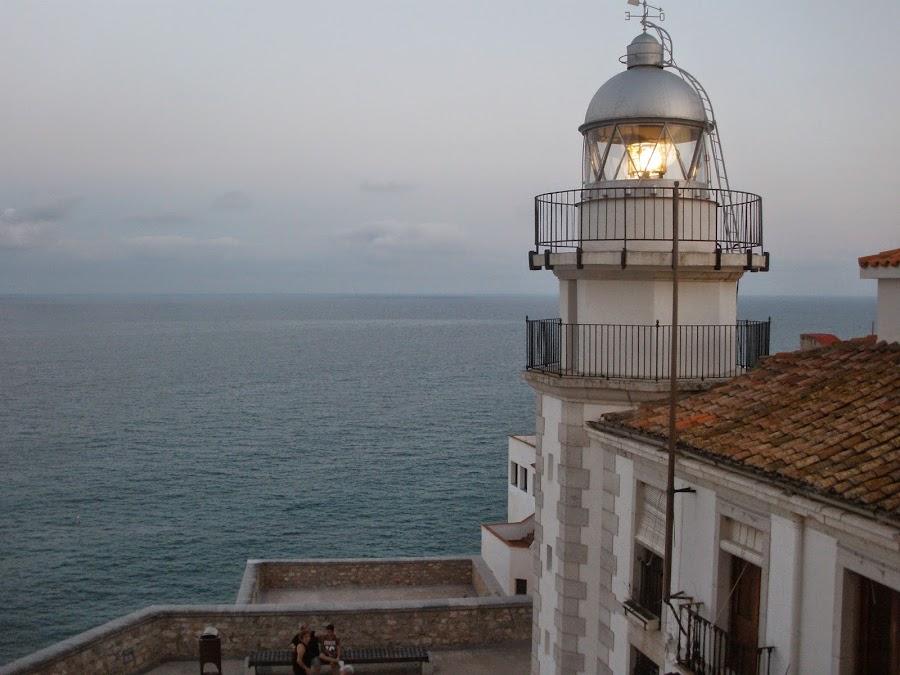 Faro Peñiscola