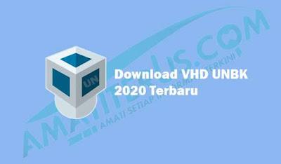 Download VHD UNBK 2020 simulasi gladi bersih terbaru versi 12.9.6.0