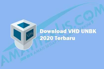 Download VHD UNBK 2020 Simulasi Gladi Bersih Versi 12.9.6.0 Terbaru