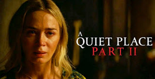 a quiet place 2: التفاصيل حول فيلم الرعب مكان هادئ 2